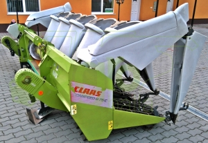 2008 CLAAS CONSPEED 6-75 C