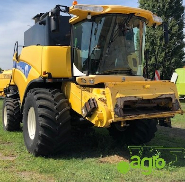 2006 NEW HOLLAND CX 860 4WD