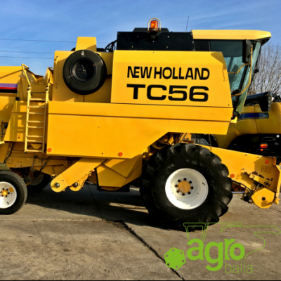 2002 NEW HOLLAND TC 56 MT