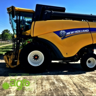 2012 NEW HOLLAND CX 6090