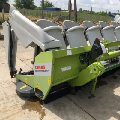 2012 CLAAS CONSPEED 6-75